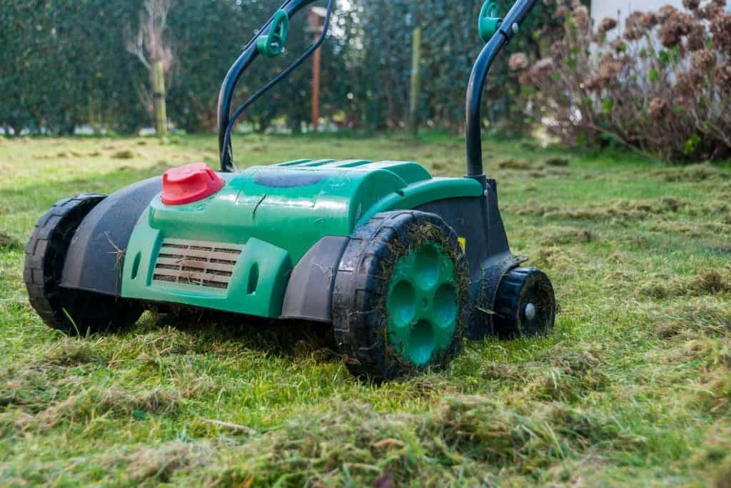 How Do Lawn Aerators Work