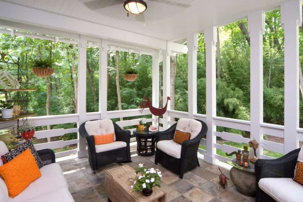How to Insulate an Enclosed Porch