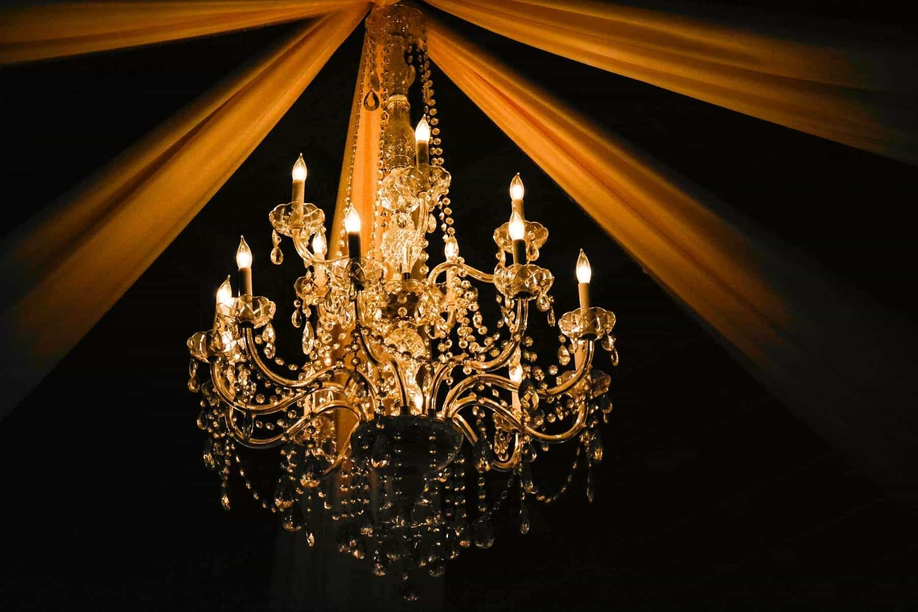 How to Change Light Bulbs in High Chandelier