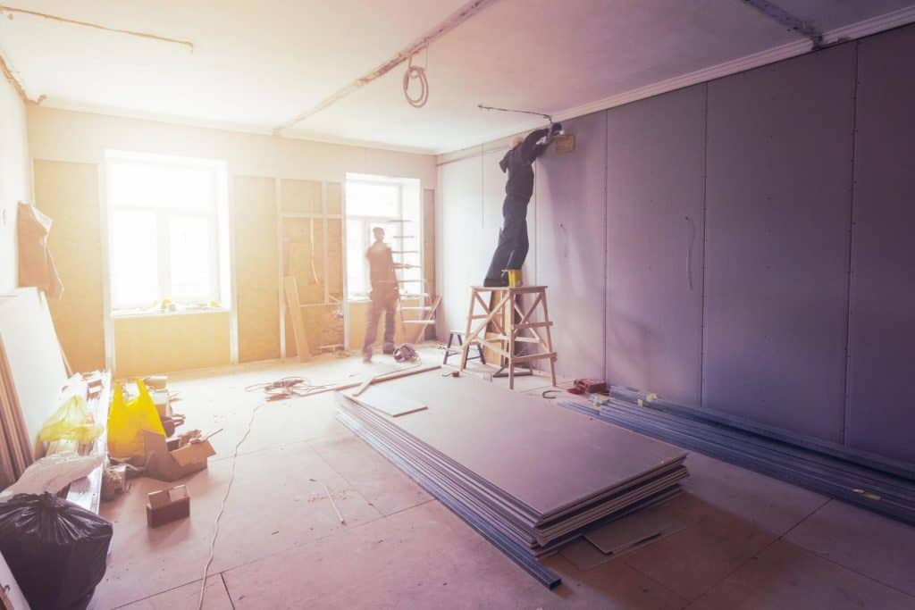How to Remove Wallpaper From Unprimed Drywall