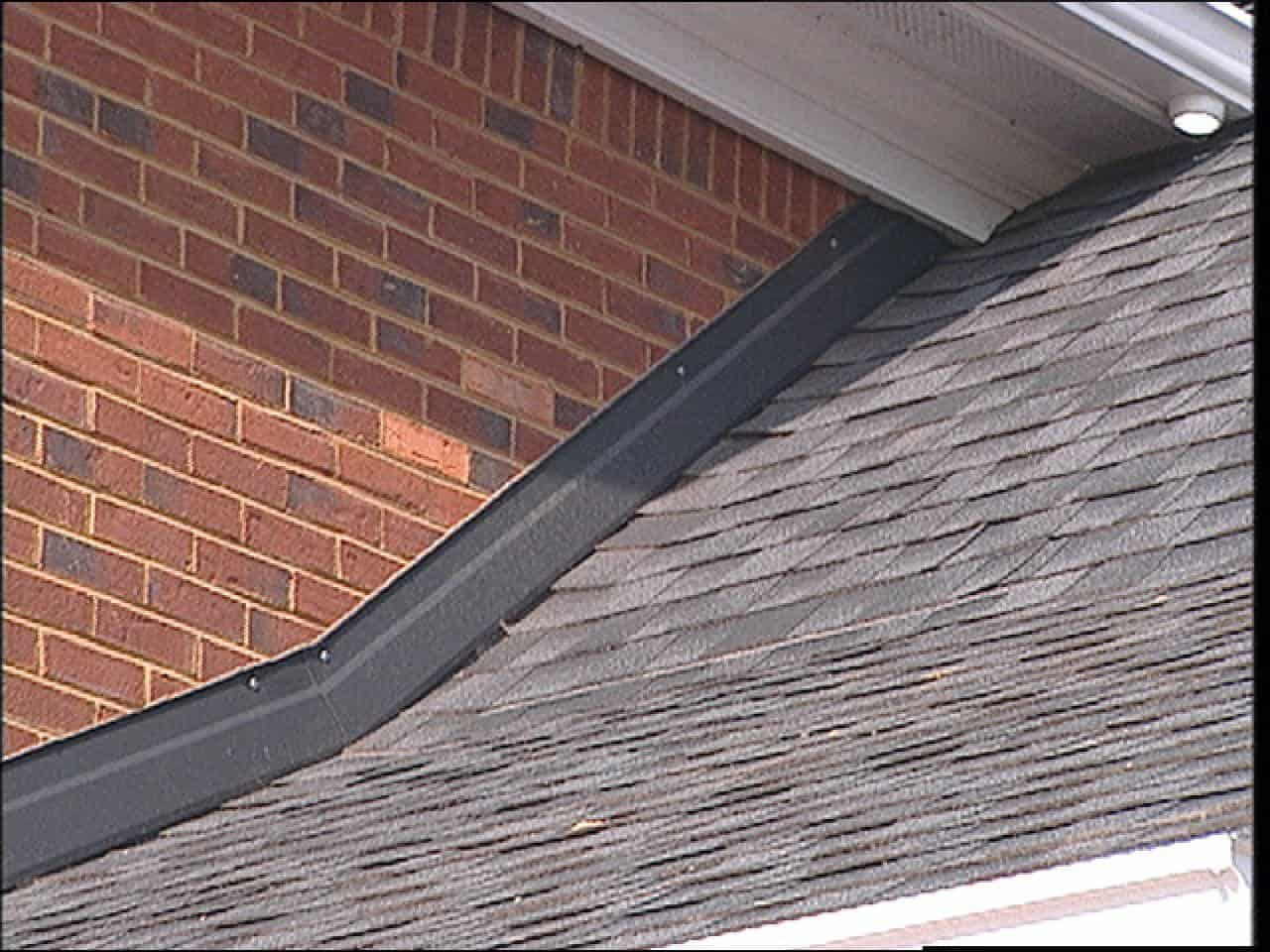 Put Down New Flashing And Underlayment