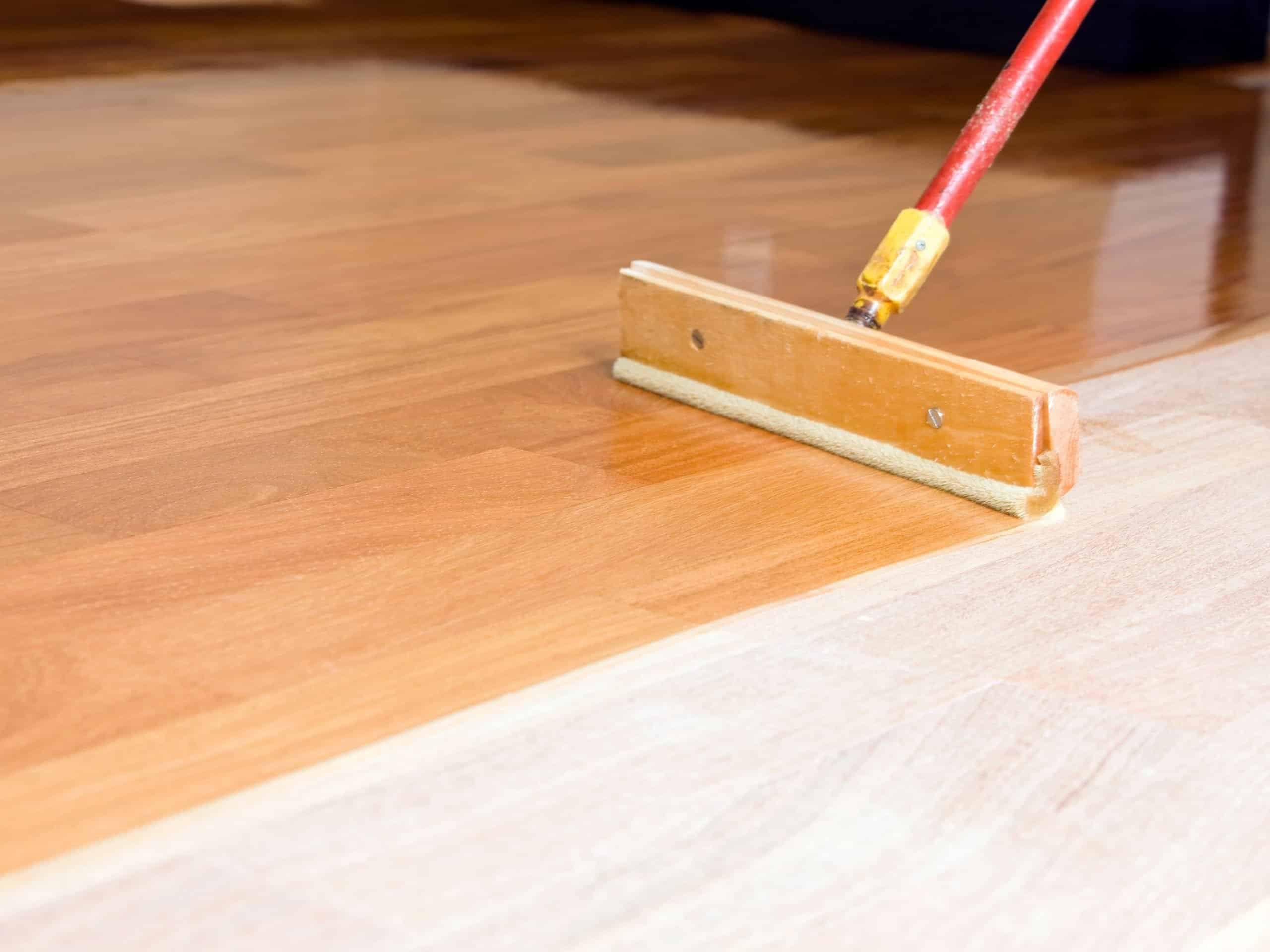 Right way to Polyurethane Over Paint