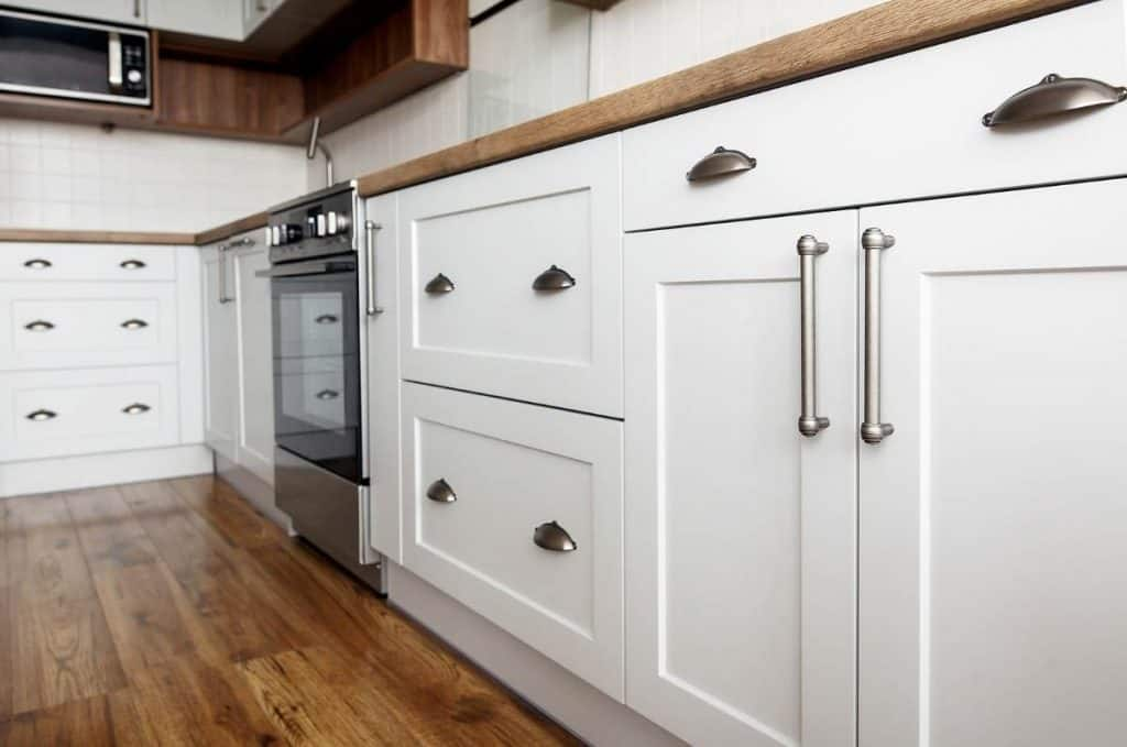 Can You Paint Over Painted Cabinets