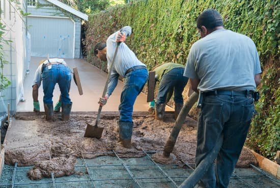 Can You Paint A Cement Driveway?